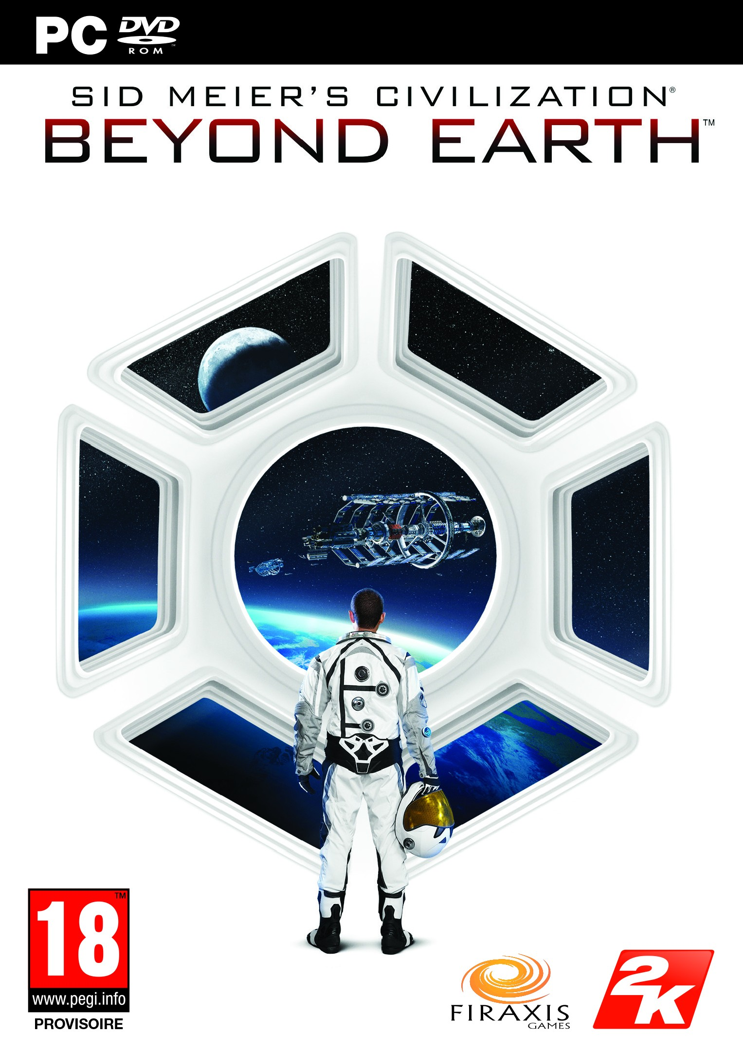 Civ Beyond Earth Cover